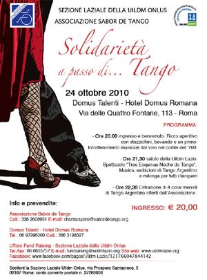 Tre Esquinas - Noche de Tango